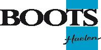 Boots Haelen badkamerrenovatie & installatietechniek Logo